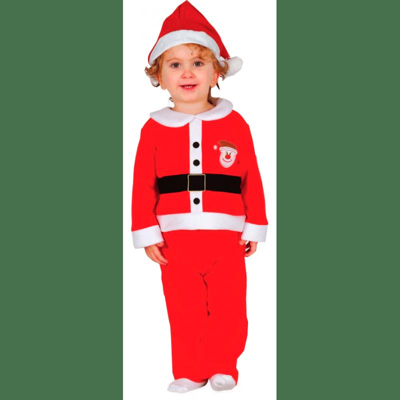 Disfraz Papa Noel Bebe 12 24 Meses - Disfraces-papa-noel-bebe