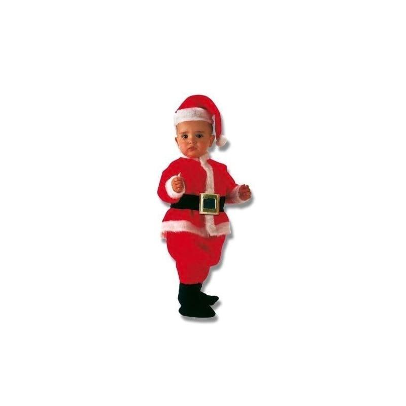 Disfraz Papa Noel Bebe 18 Meses