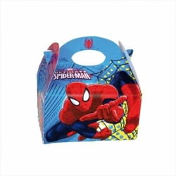 CAJA SPIDER-MAN ULTIMATE (M 21)