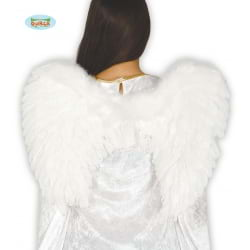 ALAS ANGEL PLUMA 50 CM