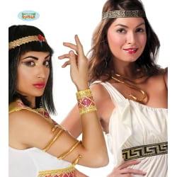 BRAZALETE SERPIENTE EGIPCIA